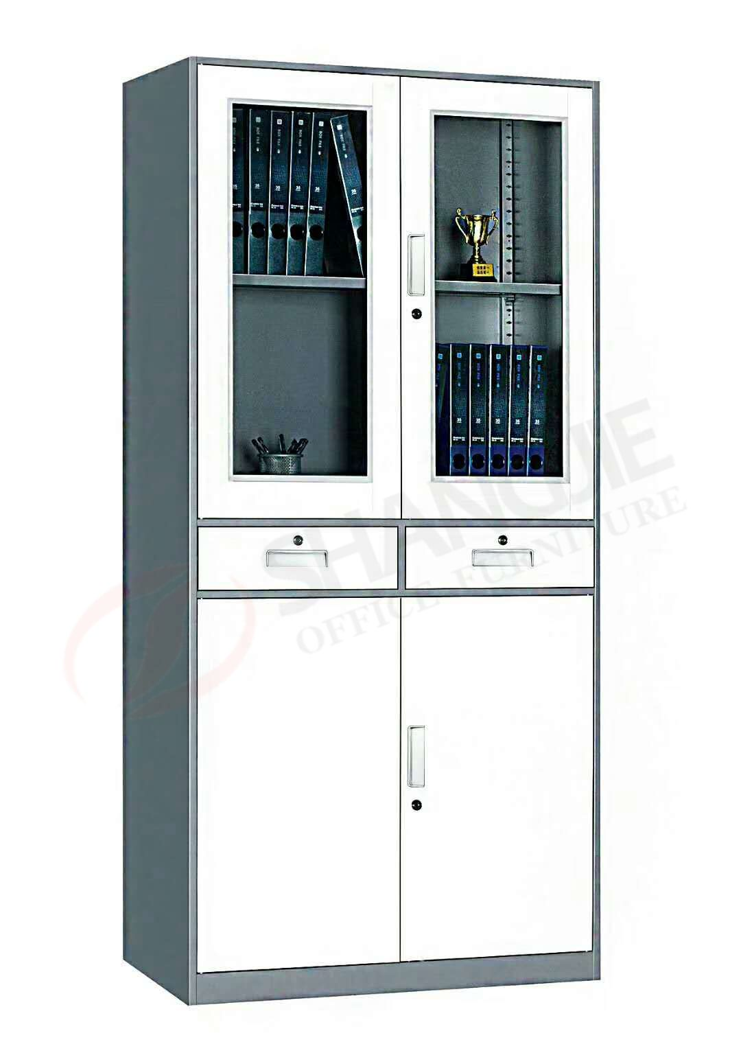 Metal Filing Storage Cabinet With Two Drawer It Is Suitable For