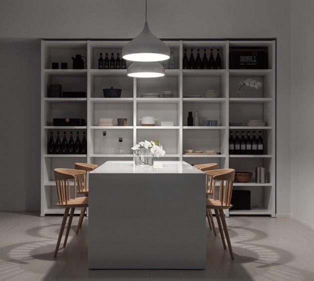 dining minimalism
