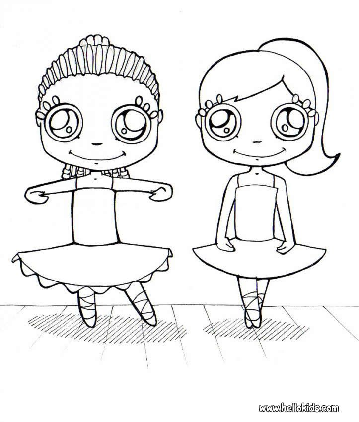 i love dance coloring pages images pictures becuo dance