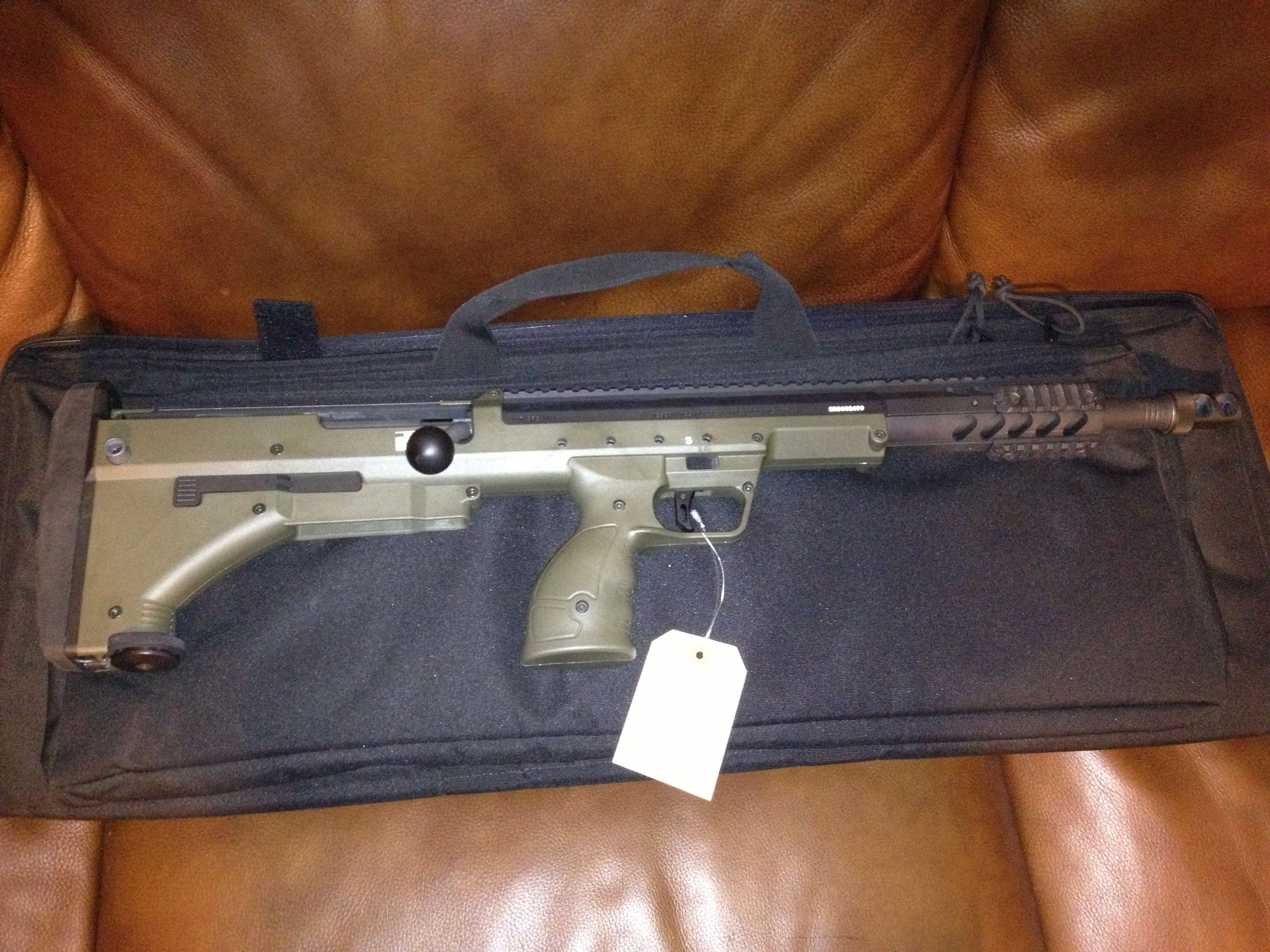 Gun review desert tactical arms stealth recon scout dta srs rifle - My Desert Tactical Srs A1 In 338 Lapua Mag Color Is Black Odg