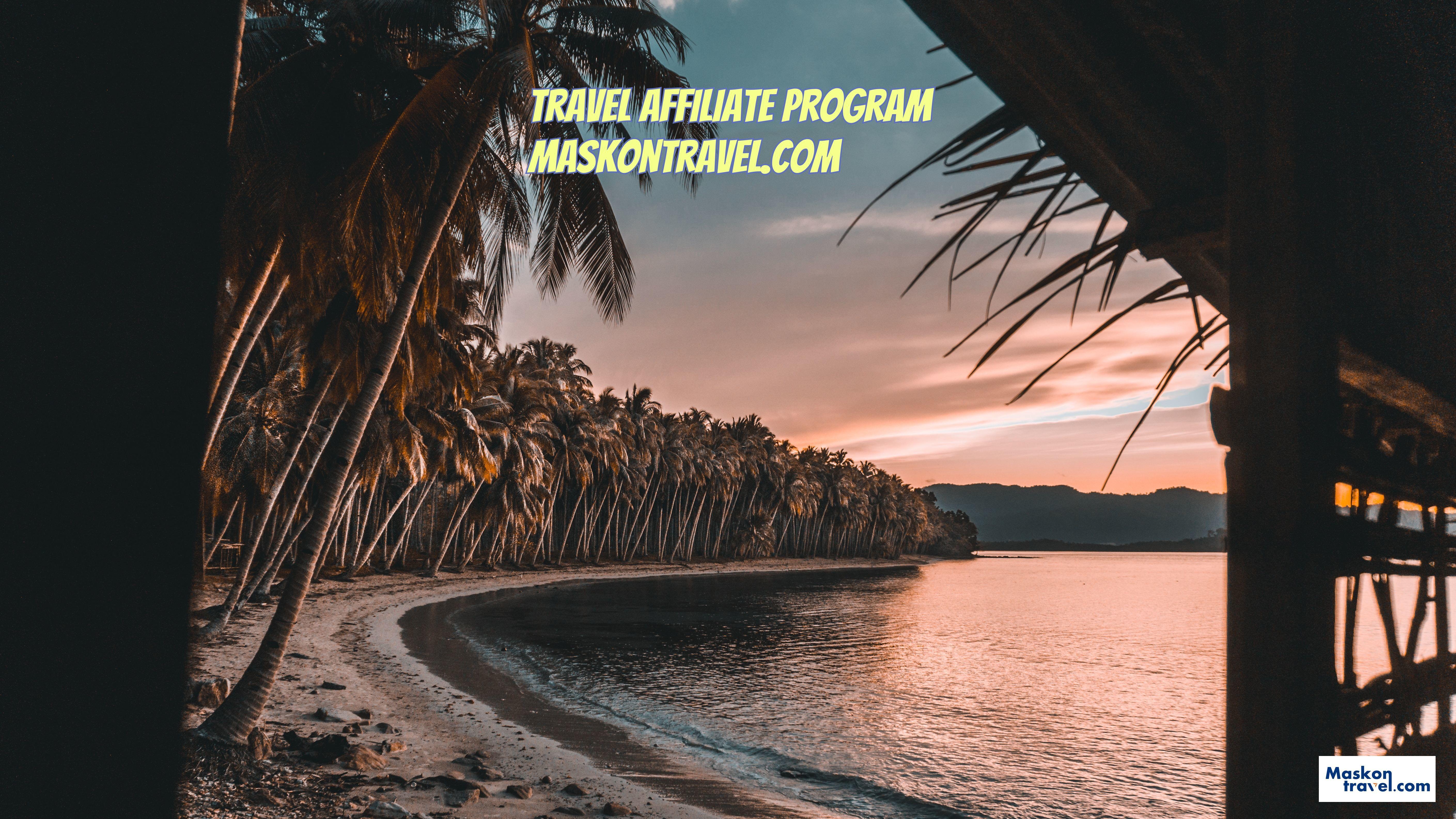 travelaffiliateprogram travel affiliate program