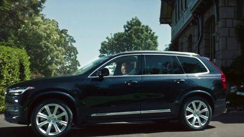 Volvo Xc90 Commercial >> 2016 Volvo Xc90 Apple Carplay Volvo Xc90 Apple