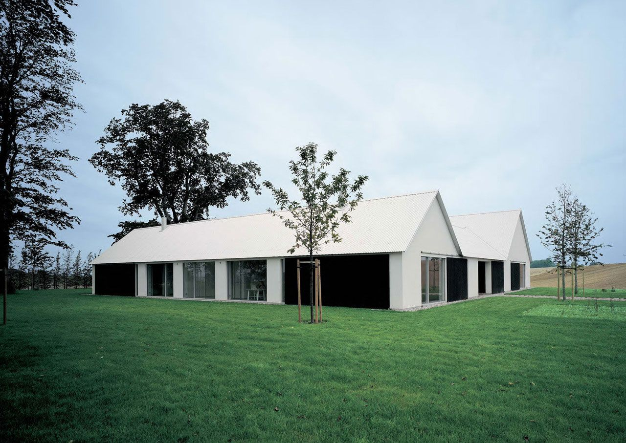 Baron House Sweden by John Pawson 011 | ideasgn | Pt Reyes ...