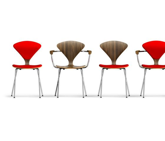Cherner Metal Base Chair |