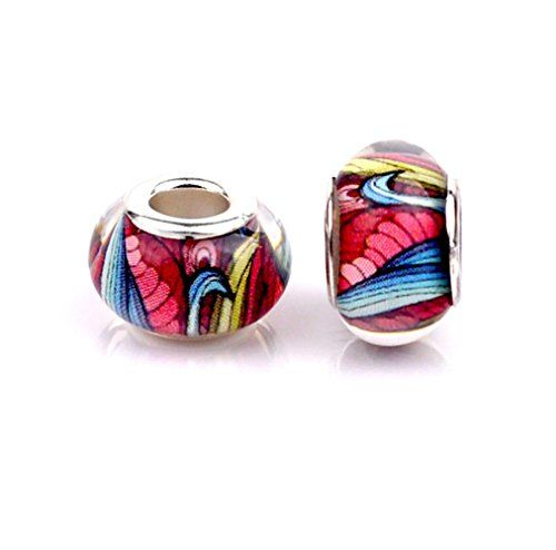 675bcc00a Pin by amazon-kintao .. on DIY art | Lampwork beads, Acrylic charms ...