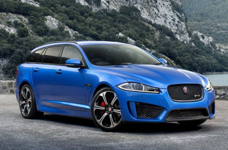 British Estate Power The 2015 Jaguar Xfr S Sportbrake Jaguar Price Jaguar Latest Cars