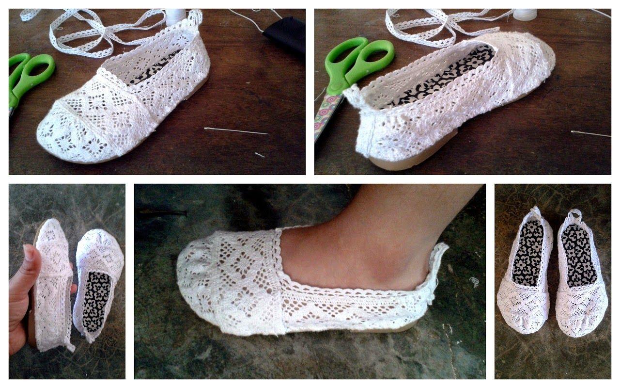 Resultado de imagen para zapatos en tela PARA NIÑA | ZAPATITOS EN ...