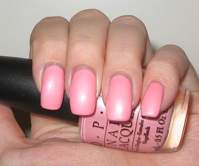 Italian Love Affair Cute Natural Pink Opi Nail Polii