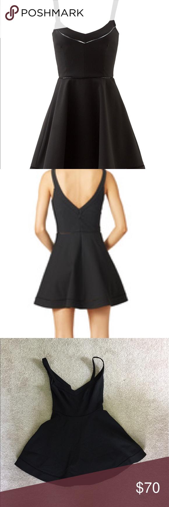 Nwot Elizabeth And James Cecil Dress Sz 4 Size Fit This Runs True