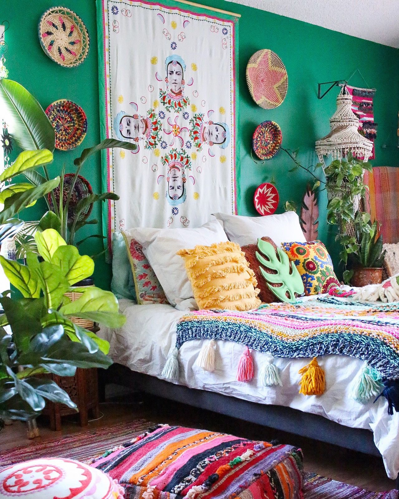 Photo of This Home May Be the Tropical Boho Bungalow of Your Dreams