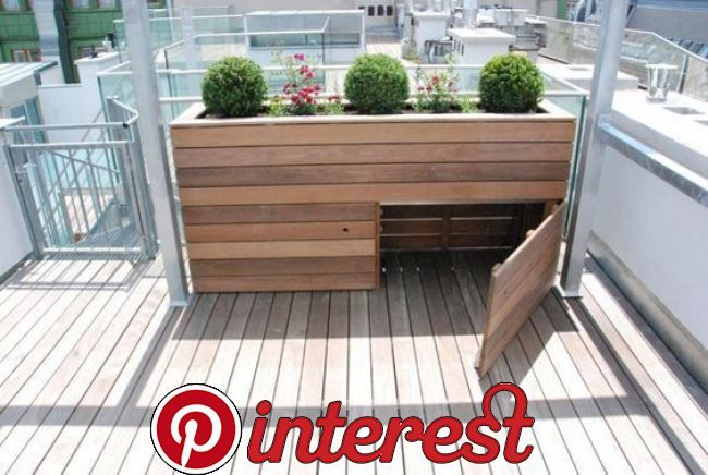 Raised Bed With Storage Space Raised Bed With Storage Space Raised Beds Garden Storage Raised Garden Beds