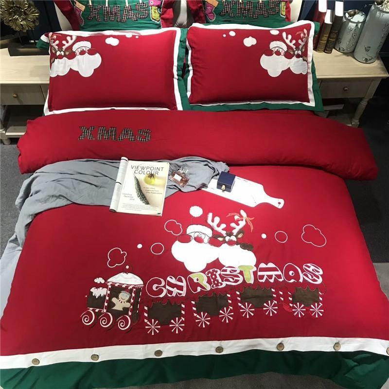 Kids Bedspread Duvet Cover Cotton Bed Set in 2018 Bedding Sets