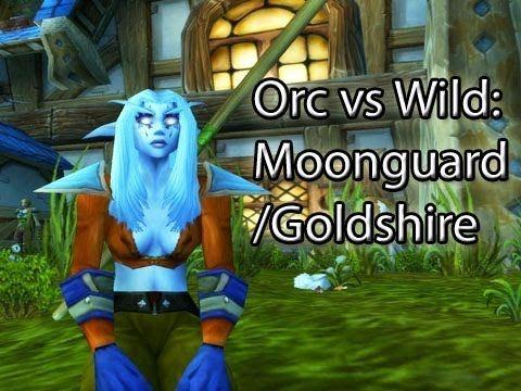 Orc vs Wild: Moonguard/Goldshire RP Server (WoW Machinima