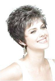 hairstyles for women over 50 with glasses  shortfinehair