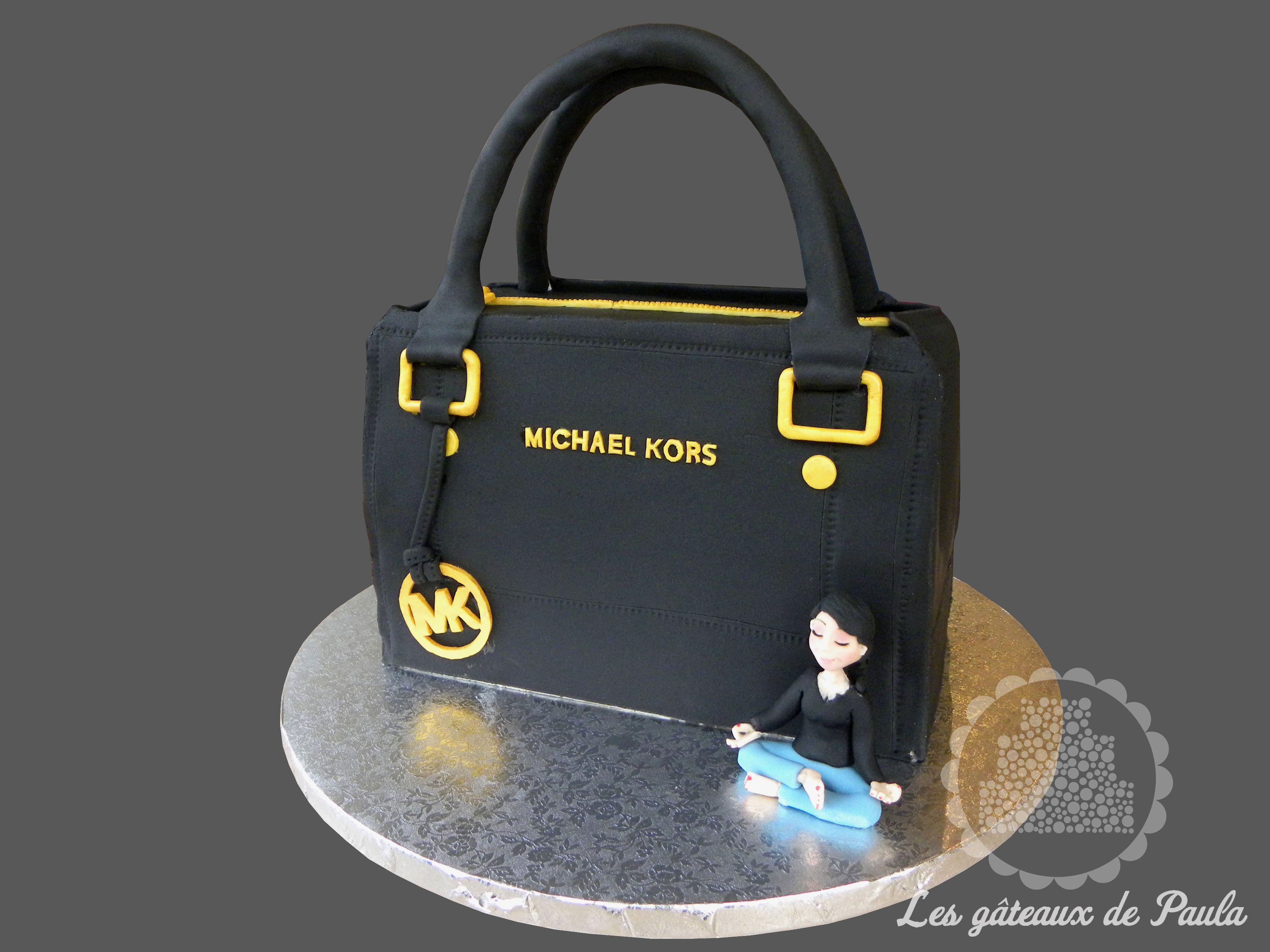 Michael Kors cake … | Pinteres…
