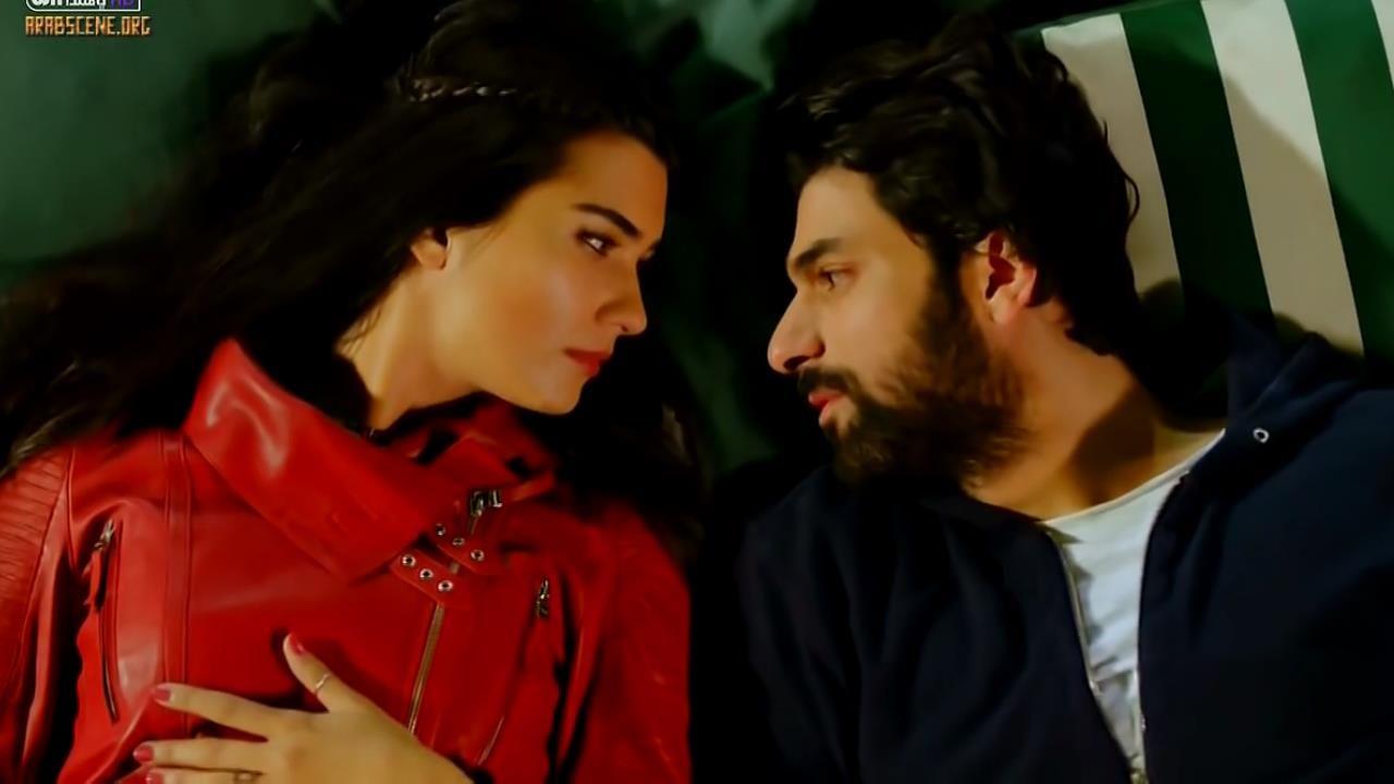 أقوى أغنية رومانسية جامدة جدا أنا لما شوفتك المسلسل التركي العشق الأسود Kara Para Ask Kara Handsome Tuba
