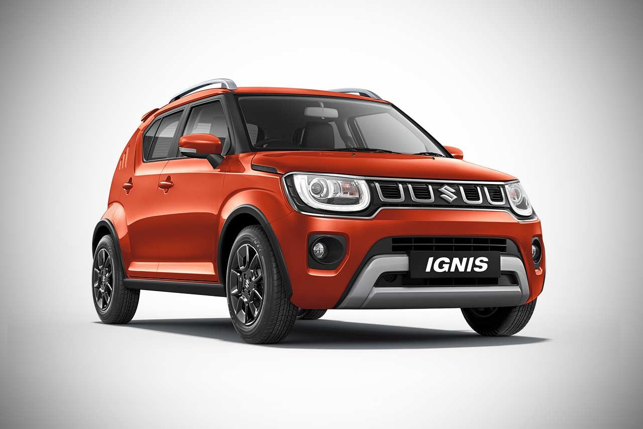 Maruti Suzuki India Limited Has Launched The Ignis Facelift Model
