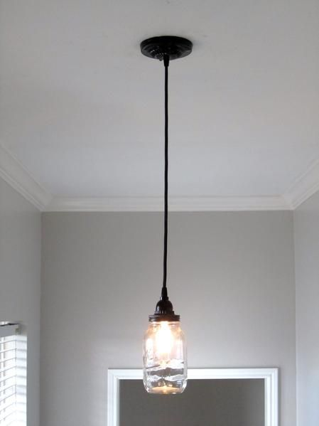 mason jar single pendant light woodwork pendant lighting and lights