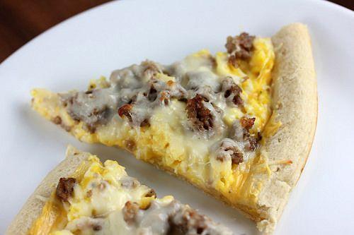 Casey S Breakfast Pizza Recipe Blogchef Recipe Breakfast Pizza Recipe Casey S Breakfast Pizza Recipe Caseys Breakfast Pizza