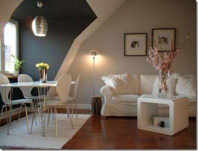 Sala comedor casas peque as ideas para el hogar for Sala comedor pequenas para departamento pequeno
