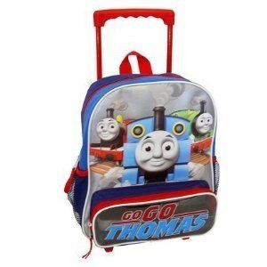 Toddler Thomas and Friends Rolling Backpack - Thomas and Friends ...