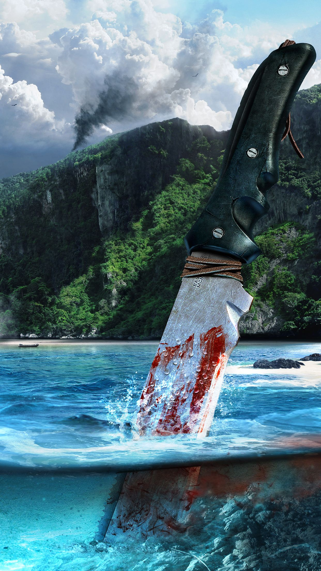 Wallpaper HD iPhone Far Cry 3 Free Download Tapety