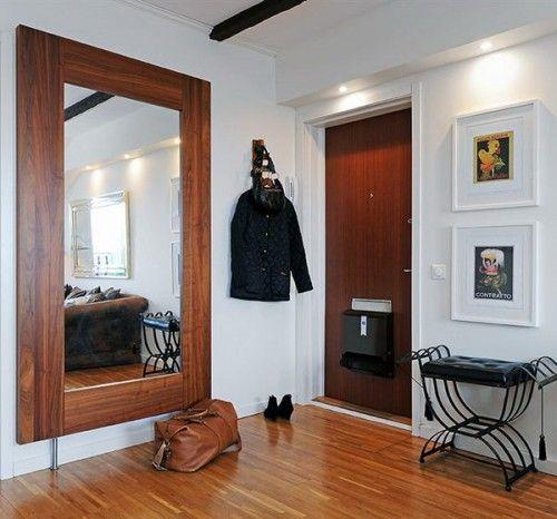 75 Hallway Mirror Ideas Espejos Comedor Espejos Madera