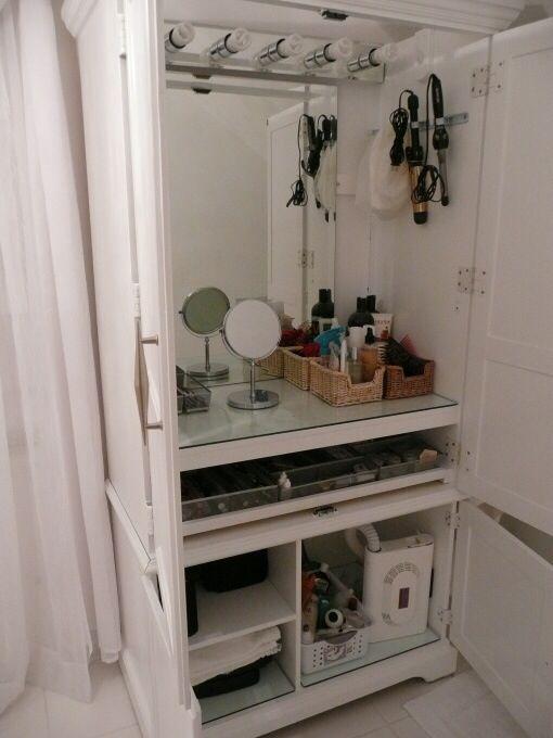 Diy Old Closet Makeover