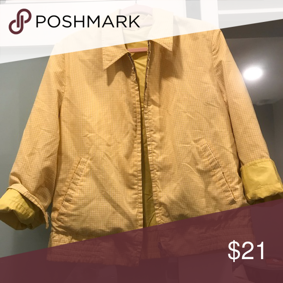 Vintage Yellow Jacket Trendy Jackets Vintage Yellow Clothes Design