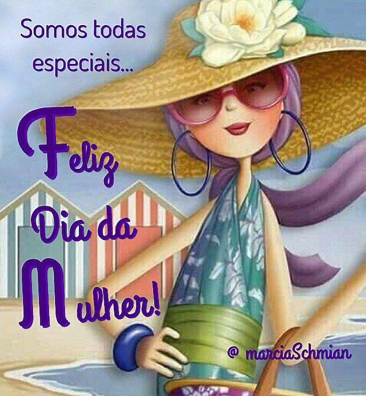 Merecemos parabéns todos os dias! Hahahah 😉♥️ . . . . . . . . . . . #bomdia  #diadamulher #mulher #dia… | Dia da mulher, Mensagem dia da mulher, Feliz dia  da mulher