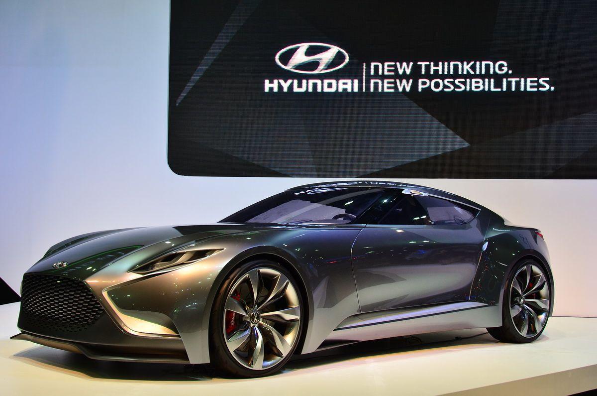 Hyundai Hnd 9 Pretty Cars Concept Cars New Cars