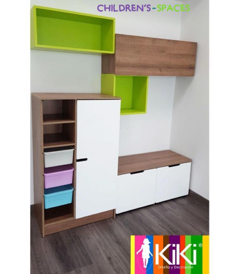 Organizador De Muebles Muebles Para Ni Os Cuartos Para Ni Os  # Muebles Funcionales Para Ninos