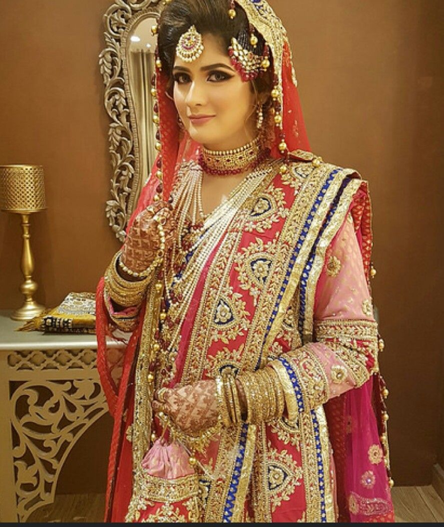 Hyderabadi Bridal Look Indian Outfits Indian Fashion Trends Fashion