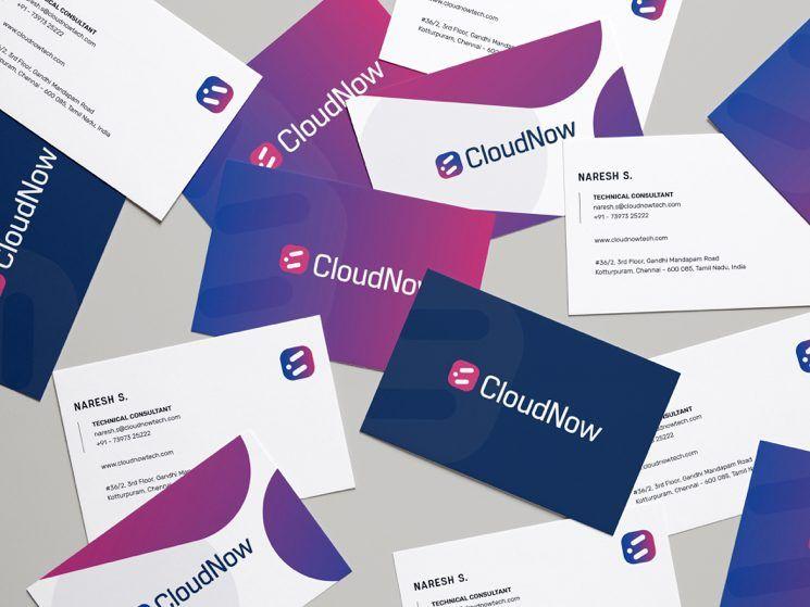 Cloudnow Business Card Business Card Design Inspiration Business Card Inspiration Business Card Design Inspiration Business Card Gallery