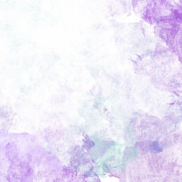 Purple Watercolor Background Free Vector Watercolor Background