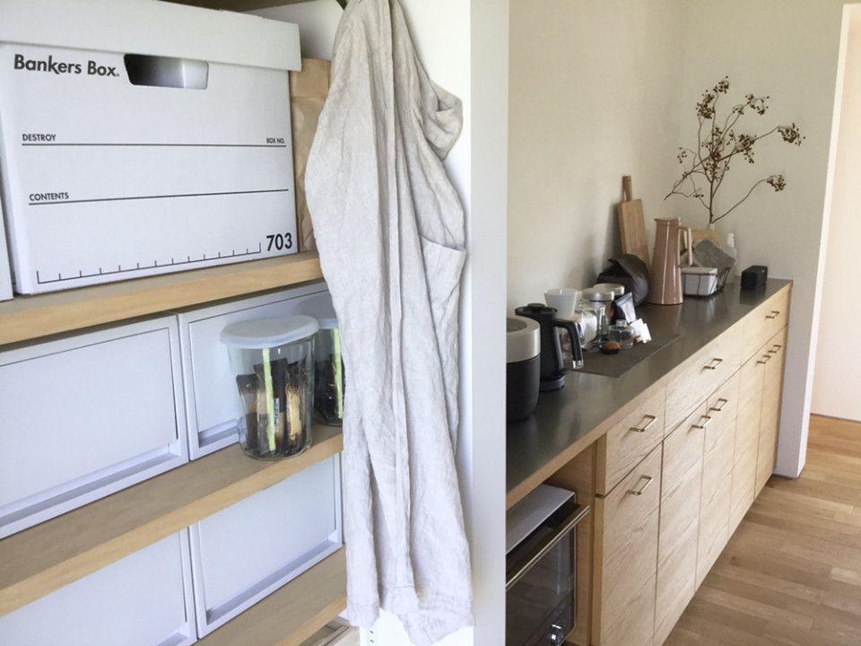 暮らしのインテリア 無機質な中に自然の温もりを感じられるキッチン どこにいても家族を感じるセミコートハウス Uuummさん ムクリ Mukuri 2021 インテリア 無機質 インテリア インテリア 基本
