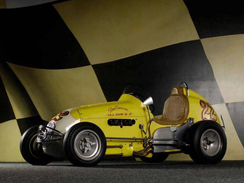 Kurtis Kraft Offenhauser Midget Racer M D Pinterest