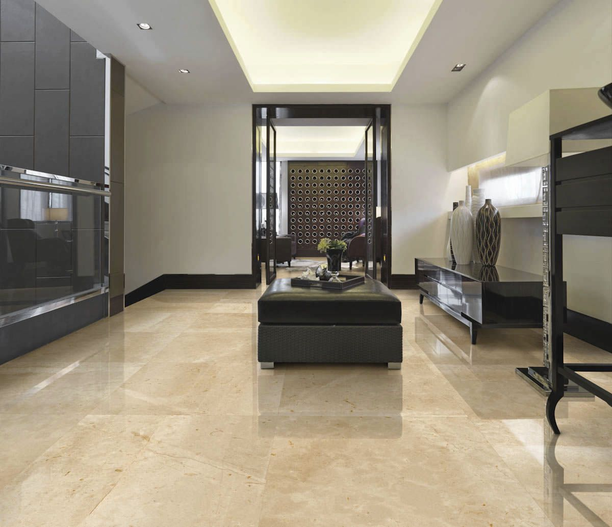 Floor tile porcelain stoneware high gloss marble look pearl floor tile porcelain stoneware high gloss marble look pearl hettangian peronda dailygadgetfo Image collections