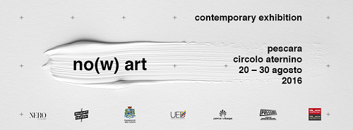 No(w) art: la contemporary art al Circolo Aternino