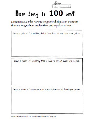 100th Day Worksheets | Sarah's First Grade Snippets: 100th day ...