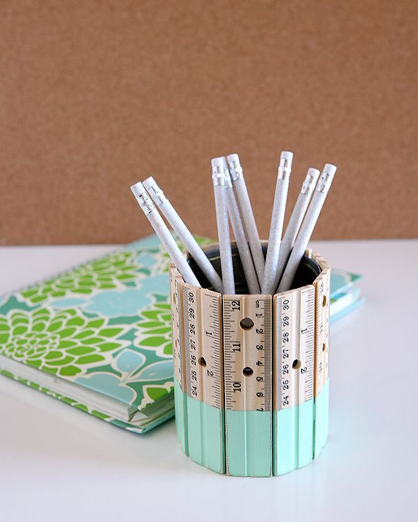 This Pencil Holder Rules   DIY Pencil Holder