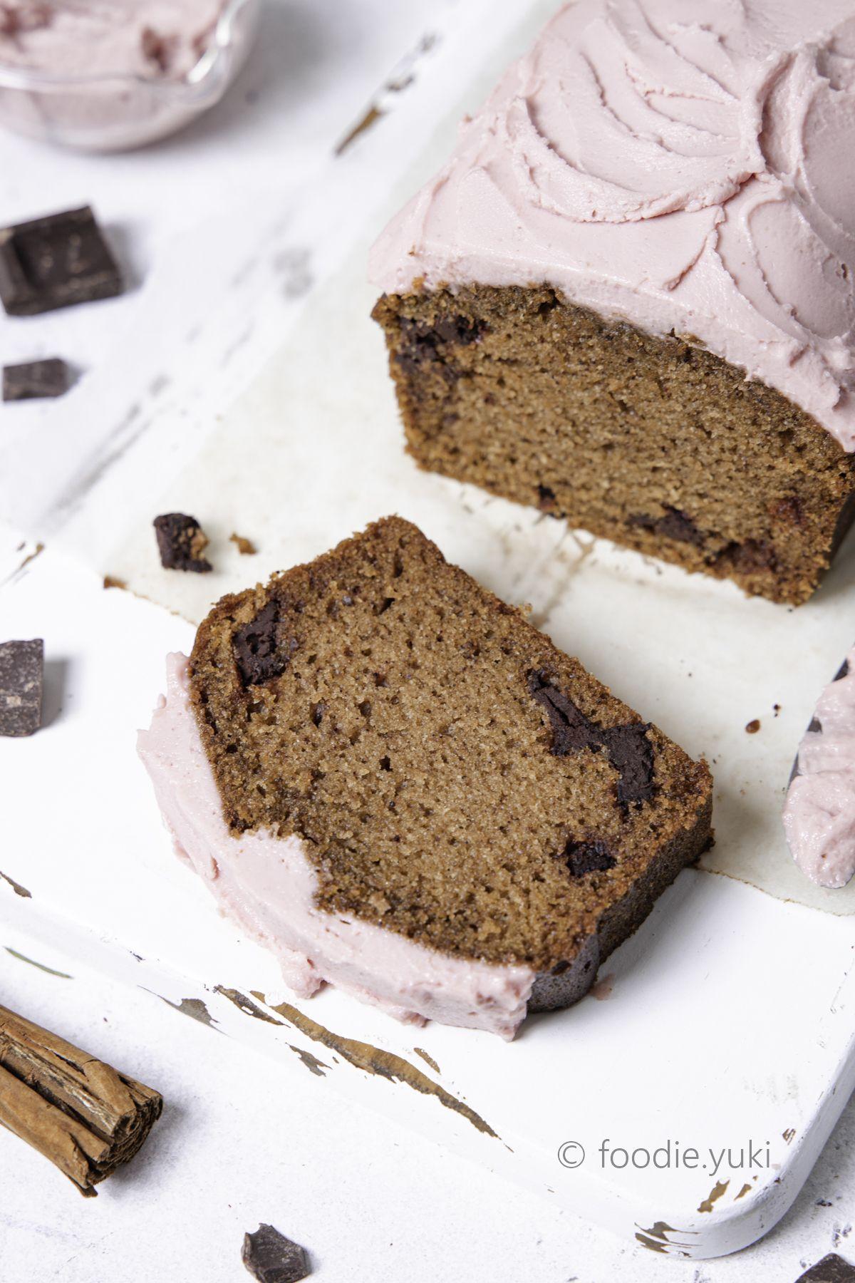 Earl Grey Pound Cake With Cashew Frosting Opskrift Med Billeder Kage
