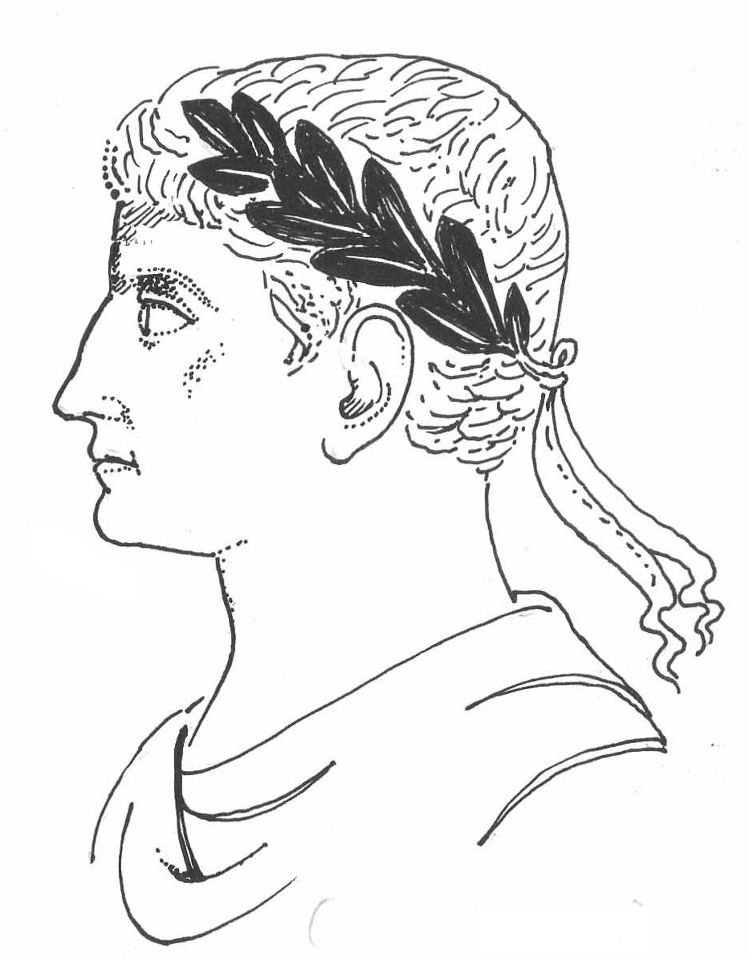 Pen Portraits Augustus Caesar