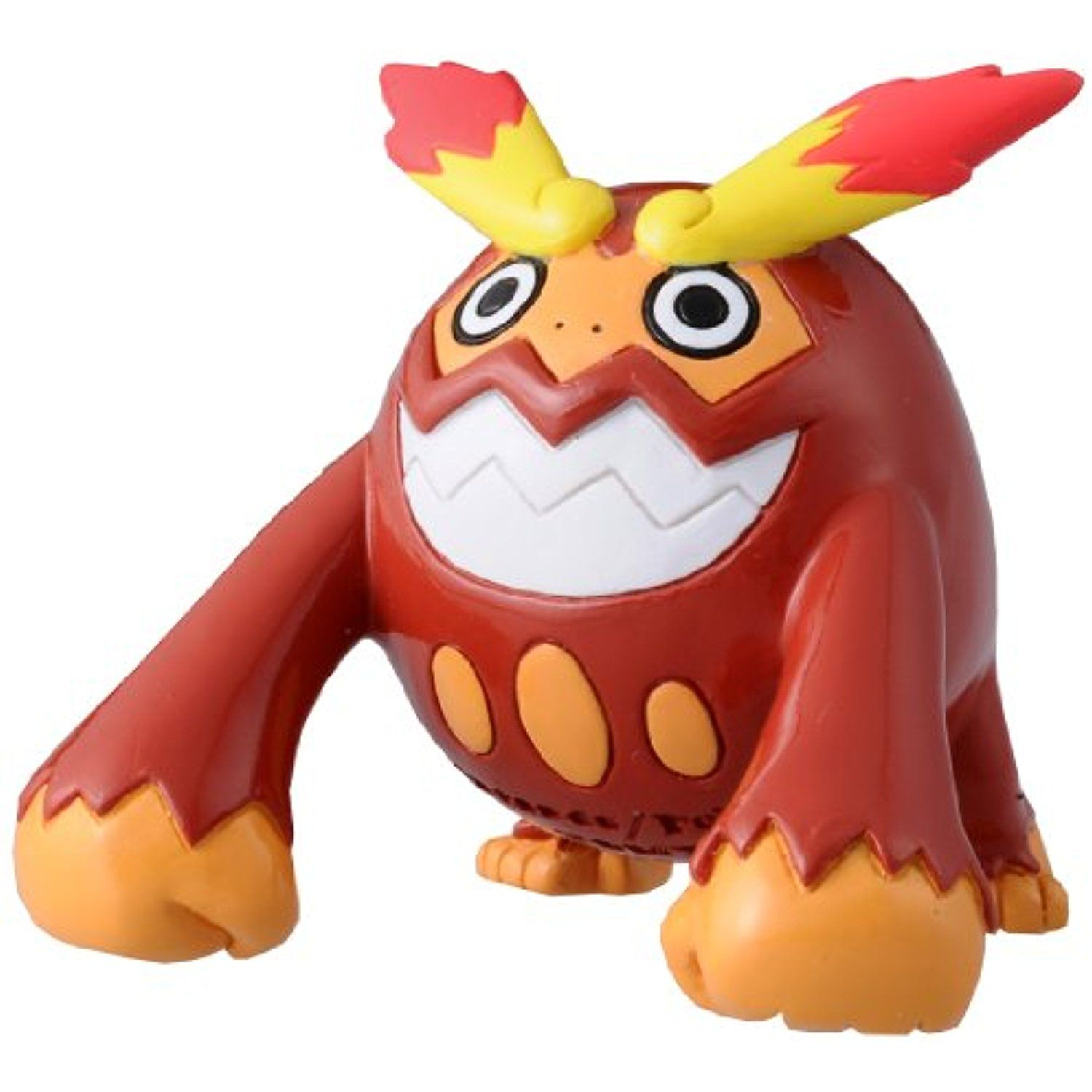 Takaratomy Pokemon Black and White Monster Collection Figure - M-030 - Hihidaruma/Darmanitan >>> See this great product. (This is an affiliate link) #ActionToyFigures