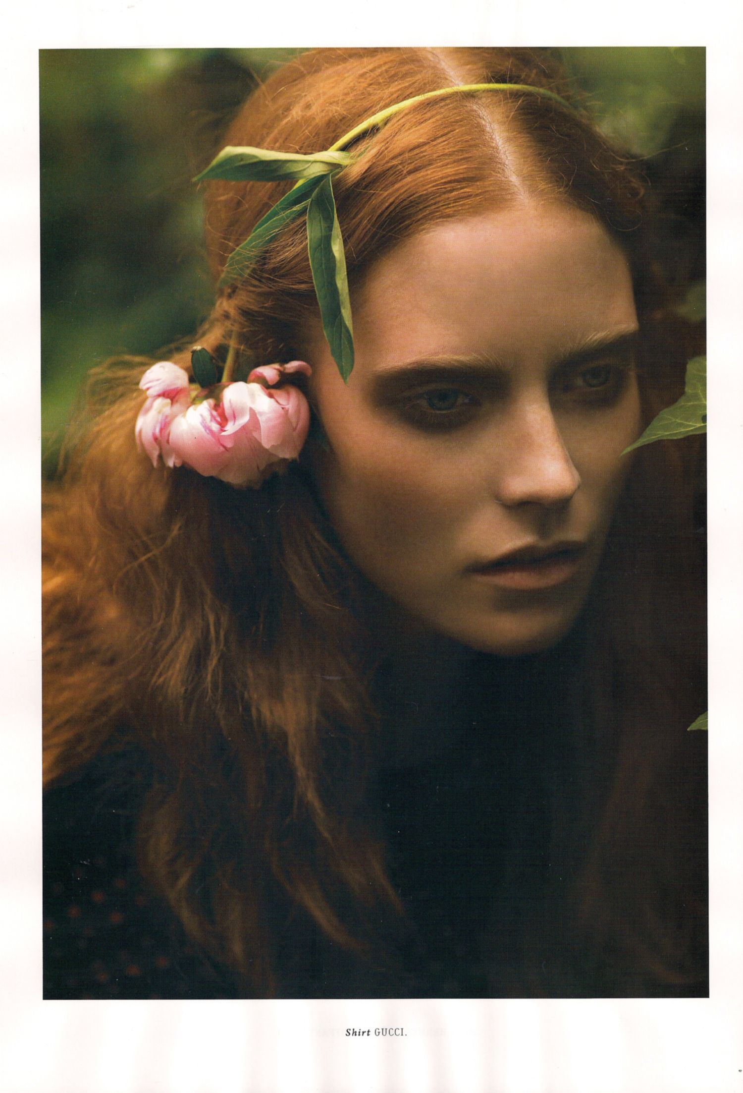 Cecile Sinclair by Nicole Nodland for Lula....  Heather Whitley Gibson beautiful page, photographically,artistic,excellent!