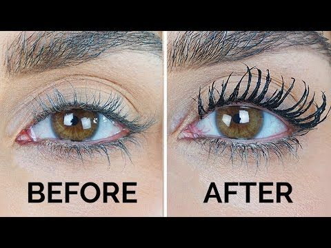4f3751a1da6 How to grow MASSIVE LASHES Naturally! | My Secrets to Long Lashes - YouTube