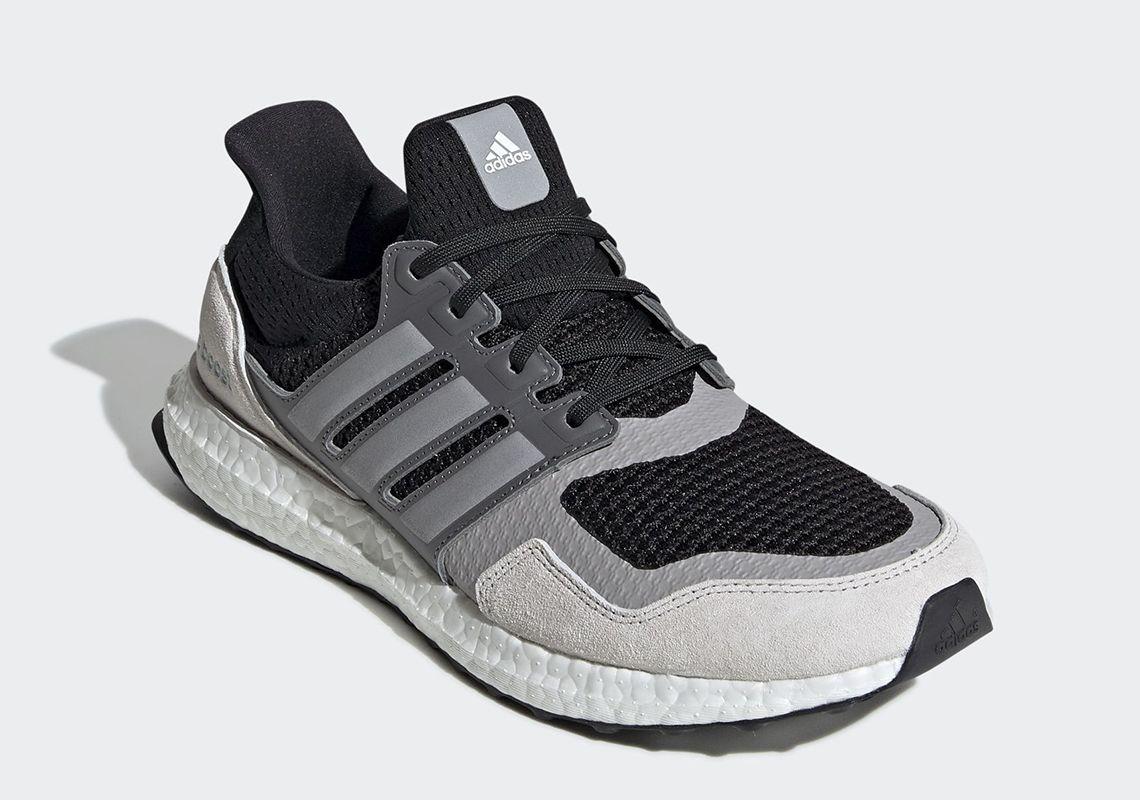 Adidas Ultra Boost Sl Black Grey Ef0726 Release Date Sneakernews Com Adidas Ultra Boost Adidas Black Sneakers