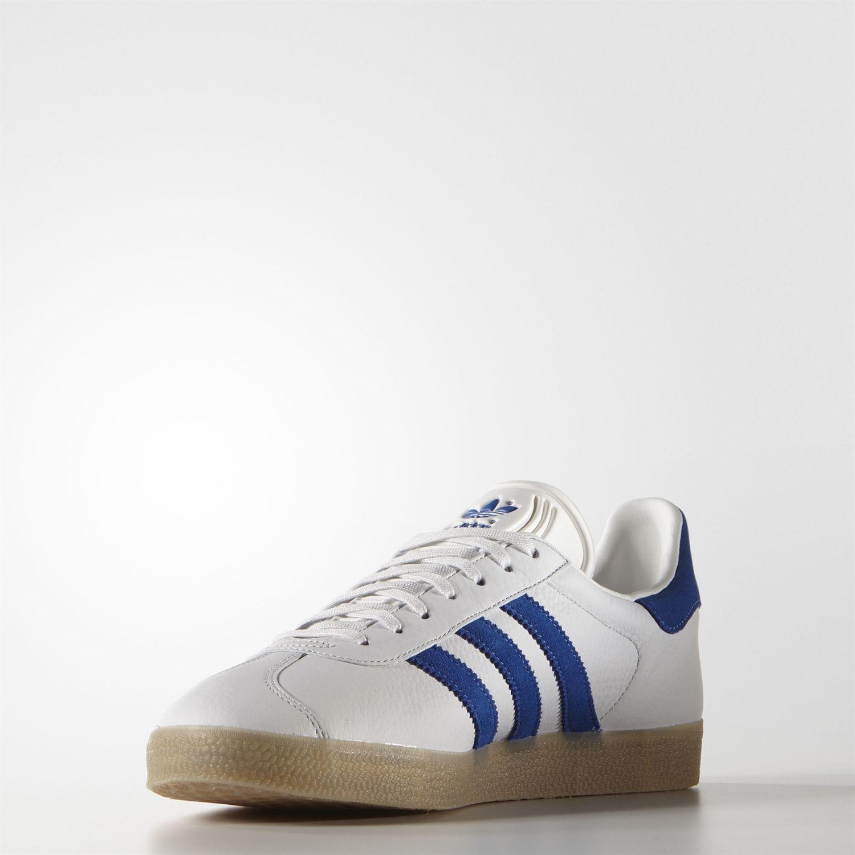 S76225 Gazelle Beyaz Deri Adidas Erkek Spor Ayakkabı n11