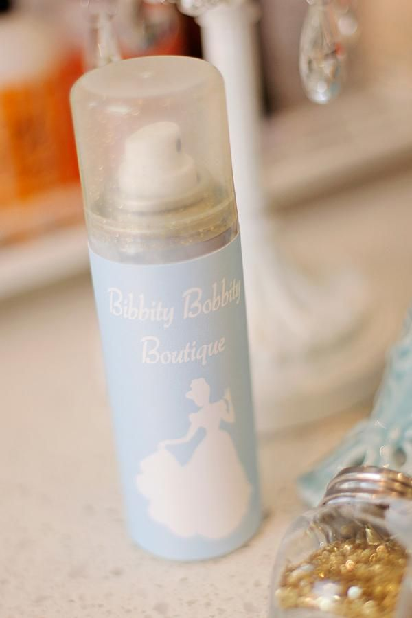 Bippity Boppity Boutique Glitter Hair Spray Need This