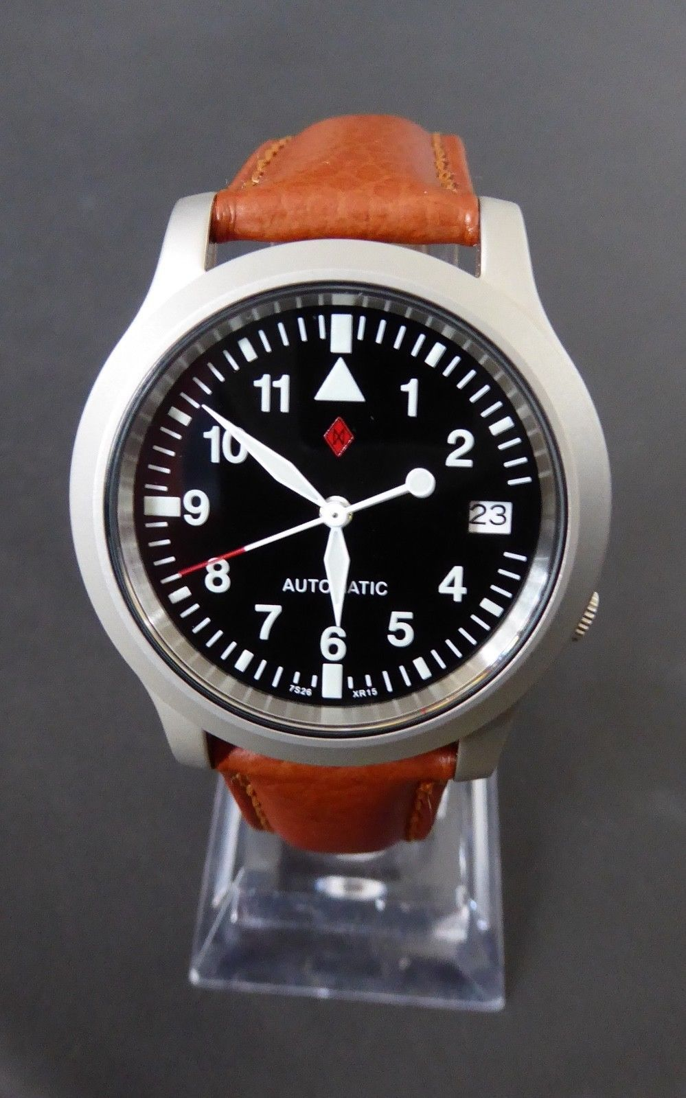 Seiko 5 Custom Mens Flieger Pilot Auto Watch Snk805 Brand New Uk Seller Ebay